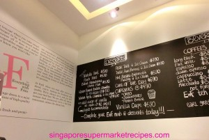 Ewf at Orchard Central Dessert Pricing