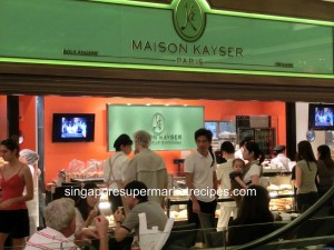 Maison Kayser Bread at Scotts Square