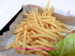 Ewf at Orchard Central Salt & Vinegar Fries