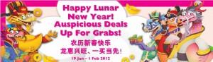 Fairprice Chinese New Year  Supermarket Specials
