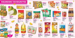 Fairprice Chinese New Year  Supermarket Specials Reunion Favourites