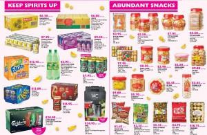 Fairprice Chinese New Year  Supermarket Specials Snacks