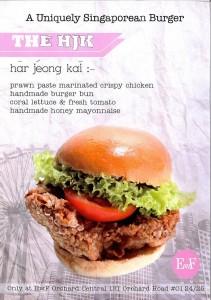 HJK Burger