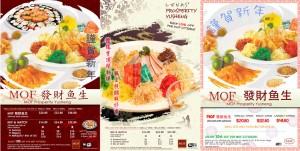 MOF & Lenas chinese new year  prosperity yusheng