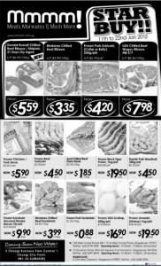Mmmm Frozen Meats & Seafood Best Buy
