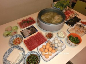 chinese new year steamboat ideas