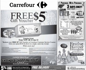 carrefour chinese new year supermarket promotions