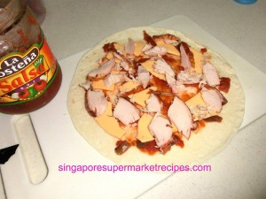chicken quesadilla roast chicken