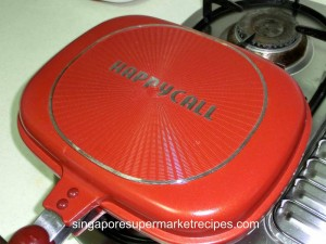Happycall non stick pan
