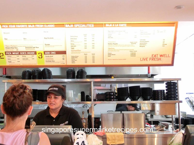 a comparison of fast food places baja fresh and taco bell Moe's has more than 650 restaurants to chipotle's more than 1,900  brand of  the year title for fast casual mexican restaurants for the first time,  it's now  ranked below not only moe's but taco bell, qdoba and baja fresh.