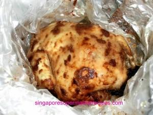 seah's herbal chicken