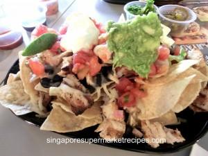 Baja Fresh Meixcan Grill at Hotel Rendezvous