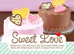 Emicakes Valentine's Day Cakes