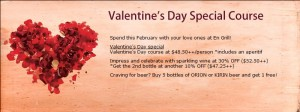 En Bar & Grill Valentine's Day Promotions