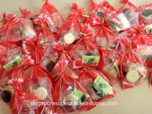 Self Made Valentines' Day Chocolate Pack