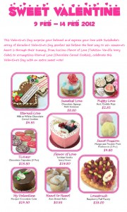 Swiss Bake Valentine's Day Promotions