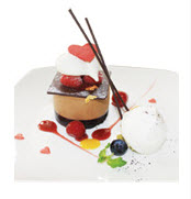 coffee club tea time special romance dessert