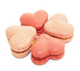 coffee club valentine's day macaroons