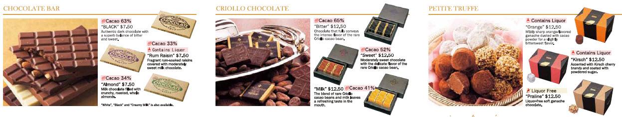 royce chocolate bar