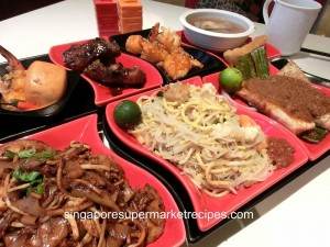 taste restaurant at Ibis - feast