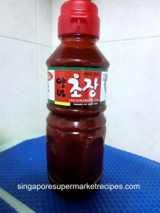 Korean Chilli Paste