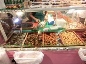 Japan Kyushu Fair at Isetan - stewed seafood