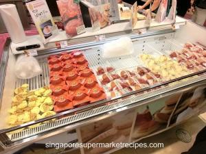 Japan Kyushu Fair at Isetan - japanese sweets