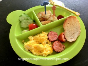 breakfast using happypan kids ideas