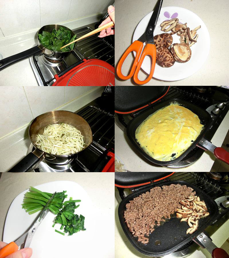 Quick and simple korean hot stone fried rice recipe