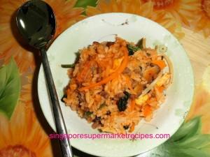 Korean Fried Rice