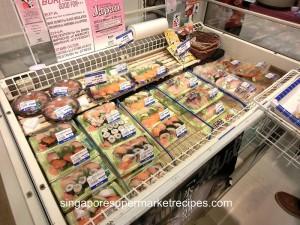 Japan Kyushu Fair at Isetan - sushi