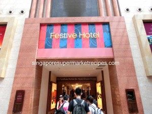 Festive Hotel at Resort World Sentosa - Room Facilities
