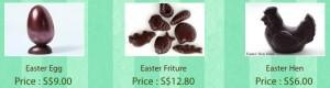 Laurent Bernard Chocolatier Easter Promotions