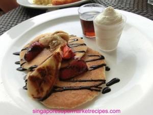 Prive at Keppel Bay Kids Pancakes