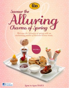 TCC spring dining promotions