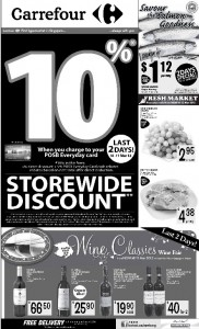 carrefour storewide supermarket promotions