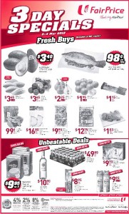 fair price supermarket promotions 3 days