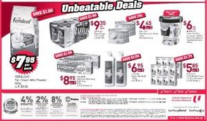fairprice 3 days specials supermarket promotions