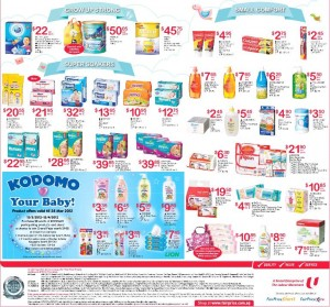 fairprice baby deals supermarket promotions