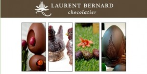 laurent bernard chocolatier easter promotions