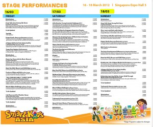 smart kids asia 2012 stage performance