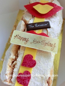 The Patissier First Hug Cake