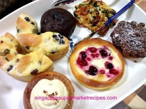 Donq Japanese Bakery in Takashimaya