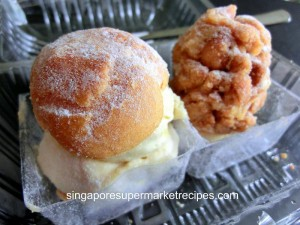 goodwood park durian fiesta durian puffs