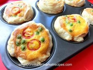 quick and simple quiche recipe