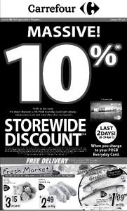carrefour supermarket promotions
