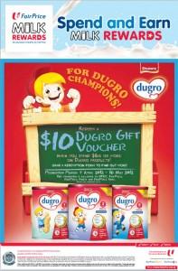 faiprice milk rewards dugro promotions