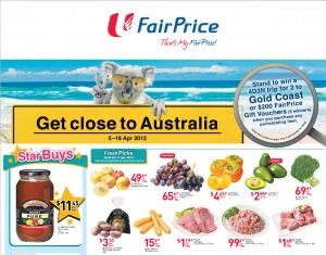 fair price supermarket promotions australia