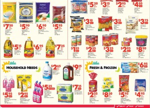 fairprice household supermarket promotions