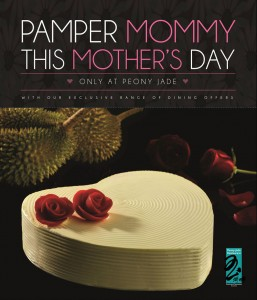 peony jade mother's day promotions